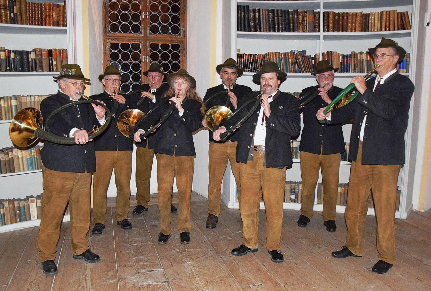 BJV-Bläsergruppe Füssen